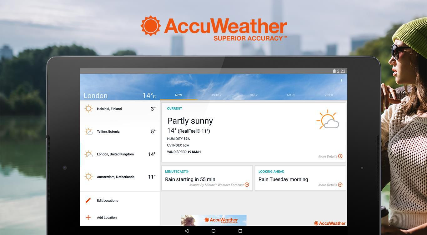 The Best Free Weather Apps For Travelers
