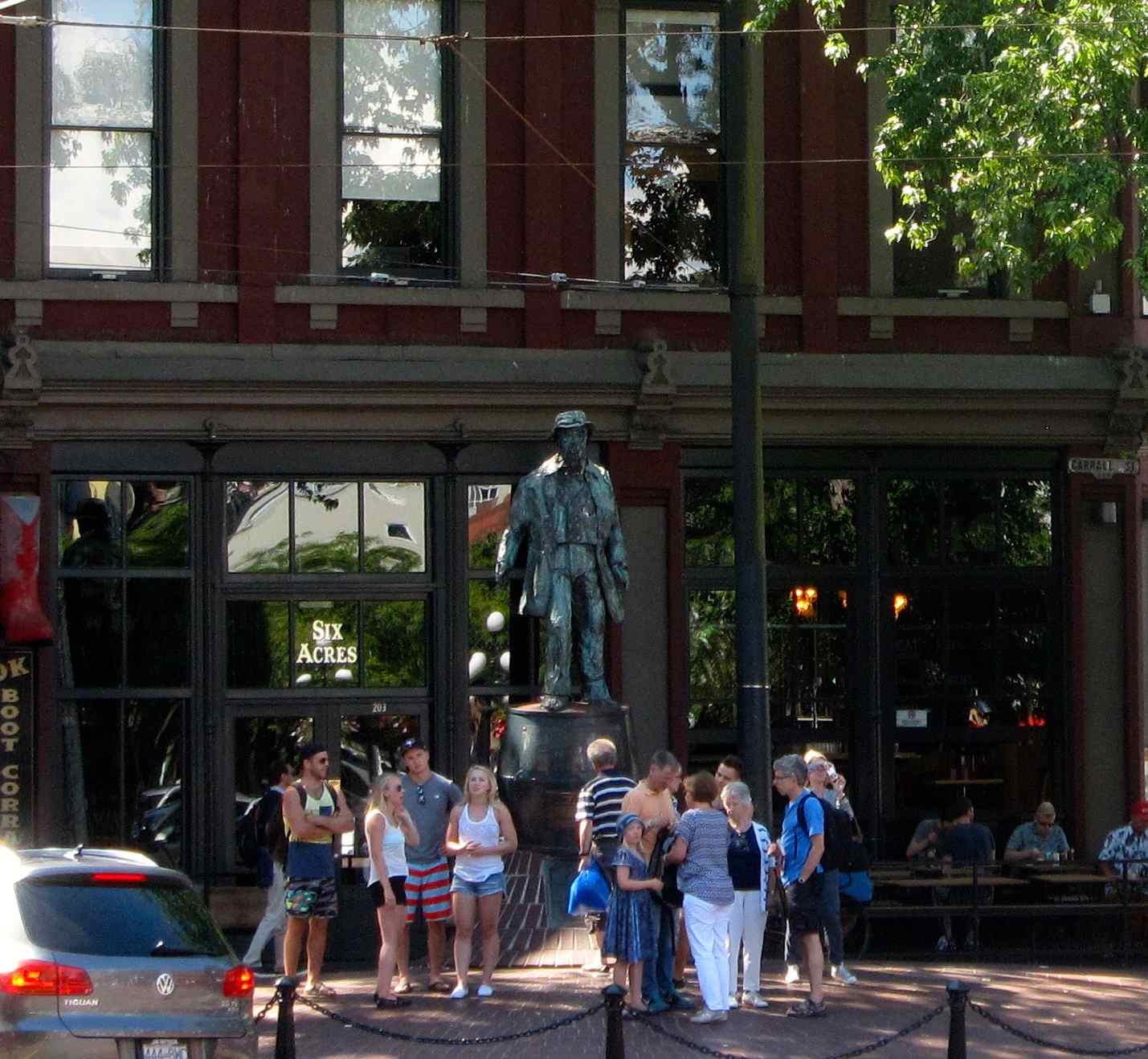 Gastown Vancouver: Traveler's Guide: Historic Attractions In Vancouver, BC