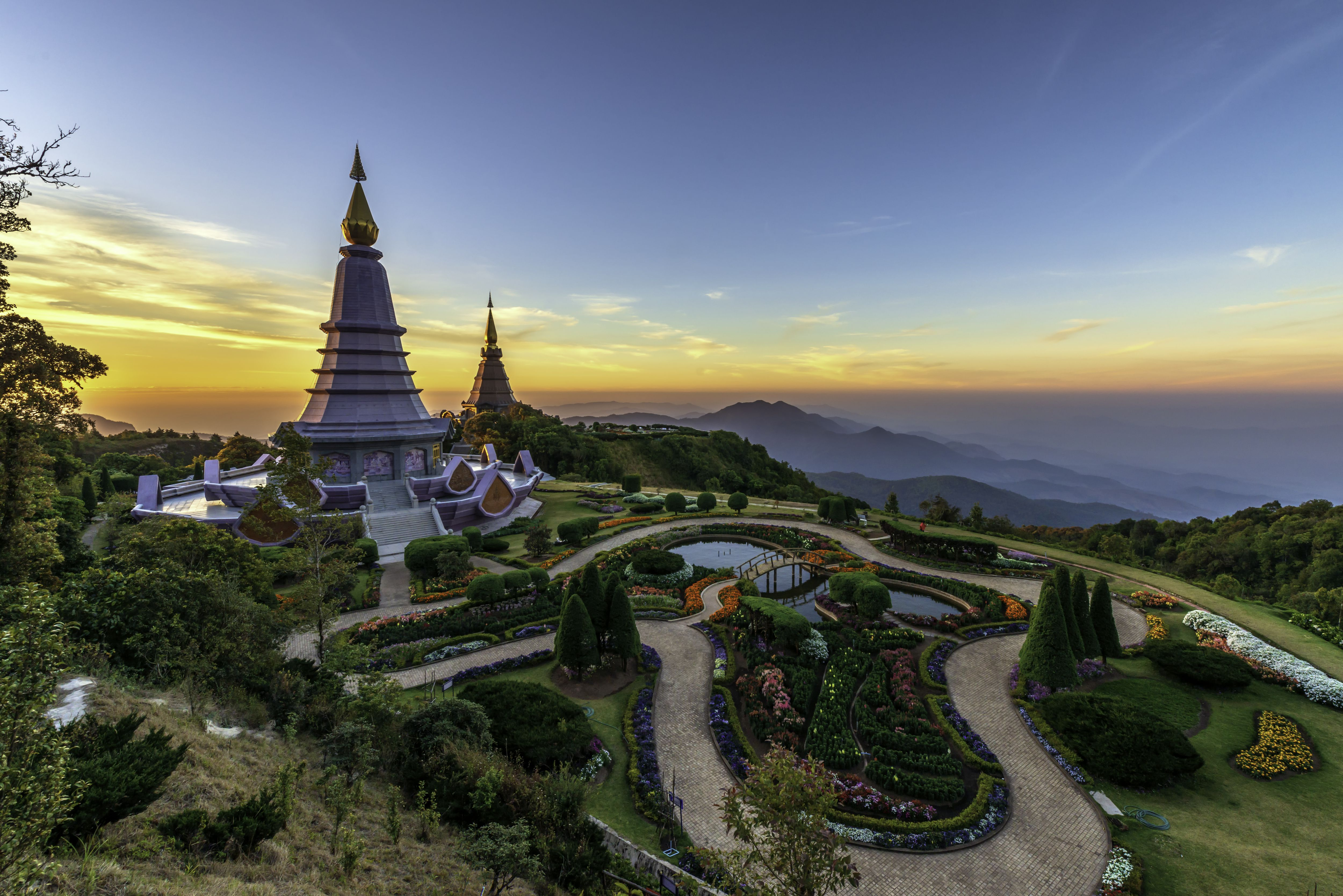 doi inthanon national park  the complete guide