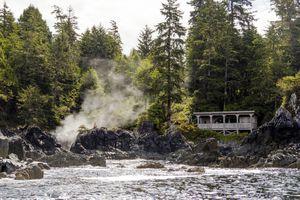 Hot Springs Cove, Tofino BC