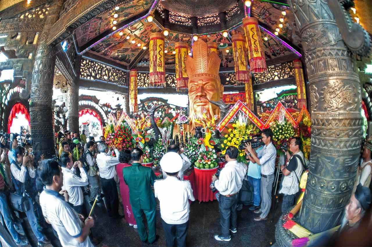 Festival of Hung Kings, Vietnam