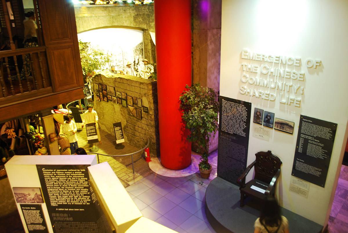 Interior of Bahay Tsinoy, Intramuros