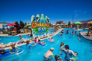 Cowabunga Bay water park Utah