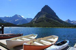 Montana is beautiful in summer.