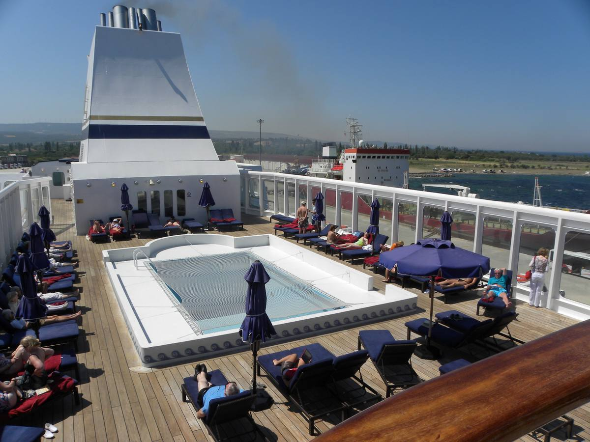 Voyages to Antiquity - Aegean Odyssey Cruise Ship