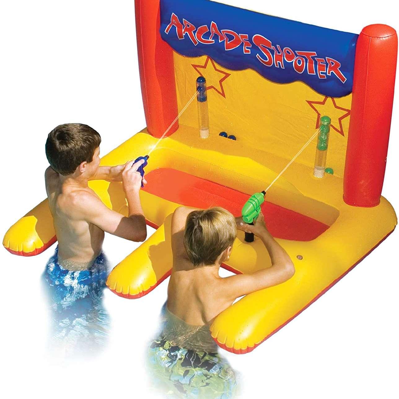 Arcade Shooter Target Swimming Pool Game