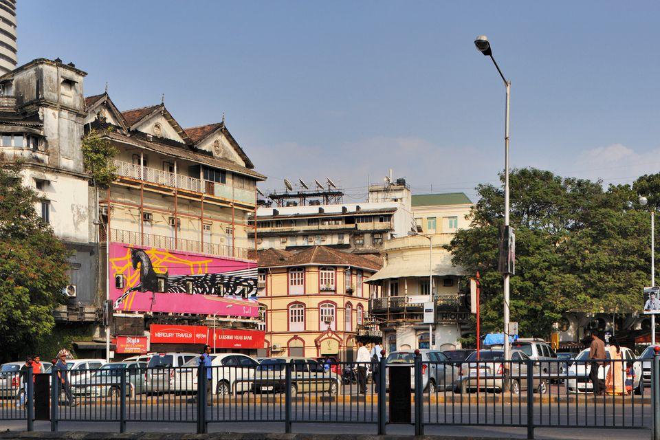 Kala Ghoda, Mumbai.