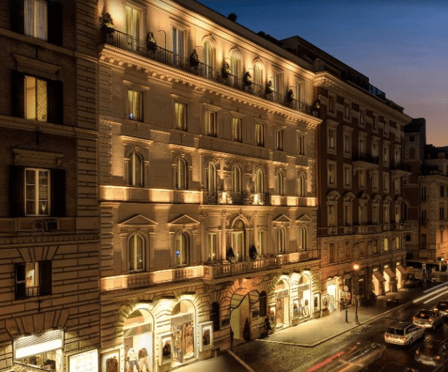 The 11 Best Rome Hotels of 2018