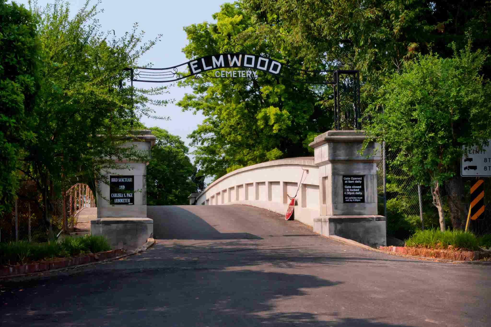 Elmwood Cemetery, Memphis, TN