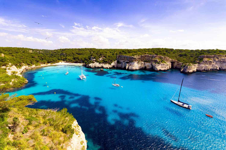 Cala Macarella Beach, Menorca