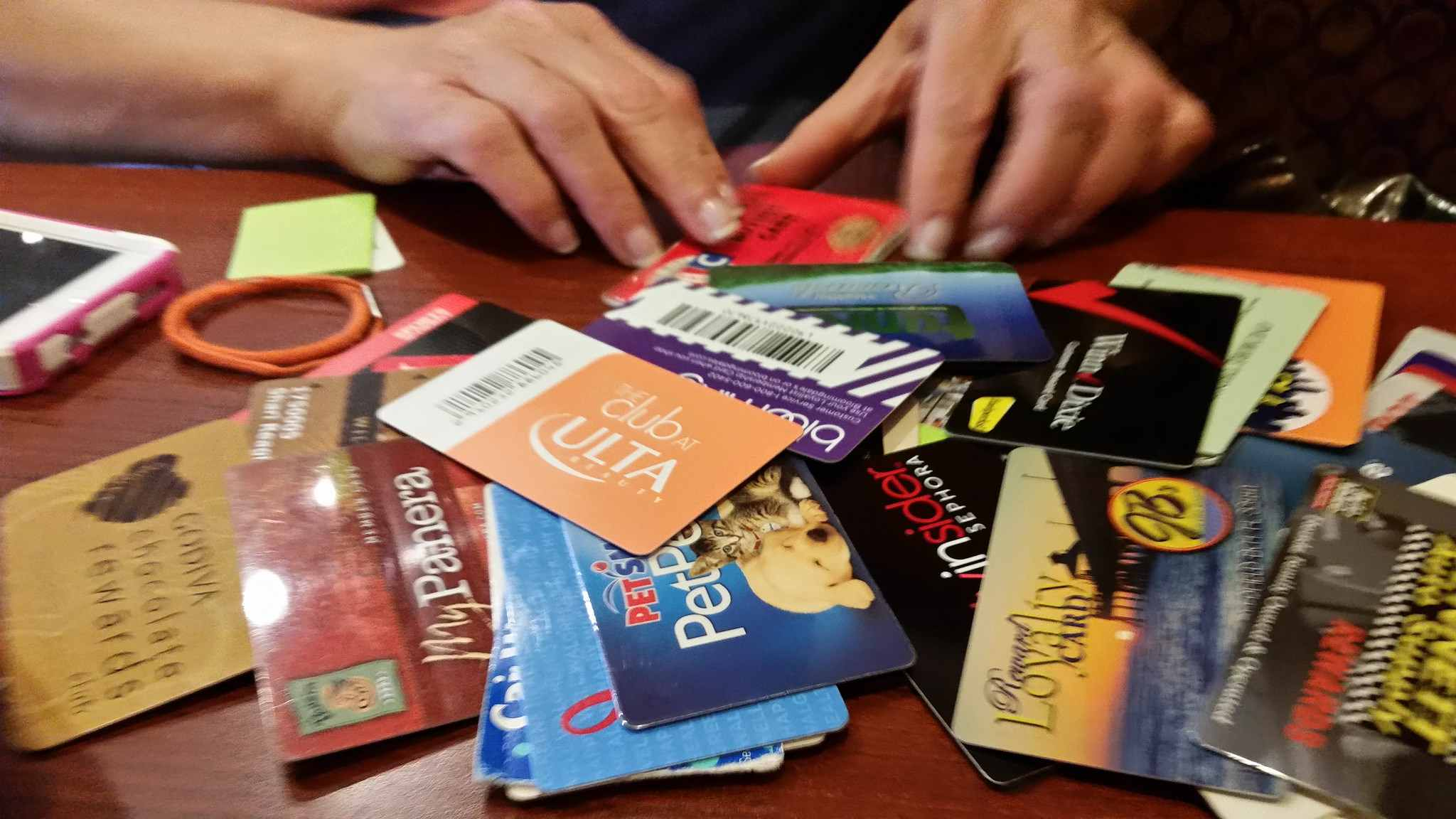 Pile-O-cards