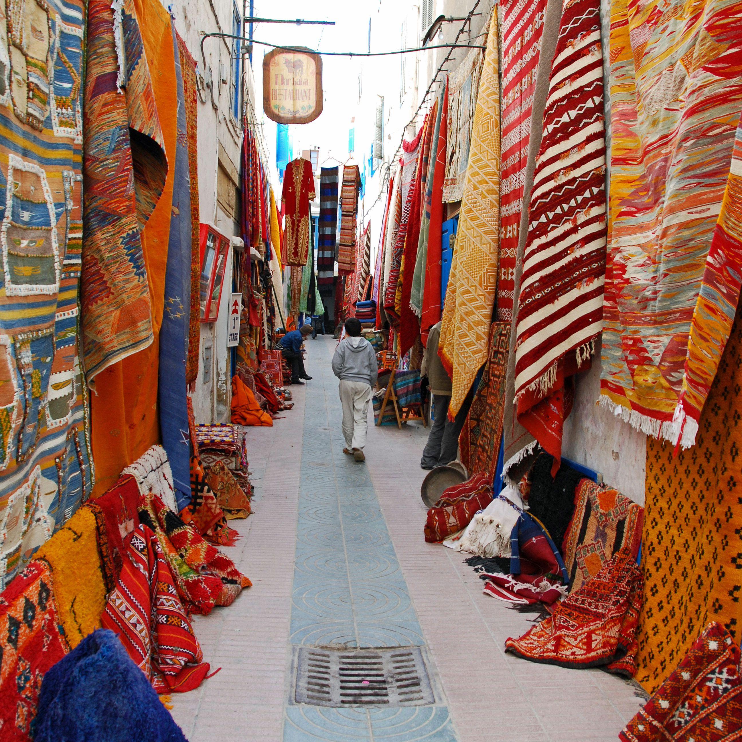 Essaouria market