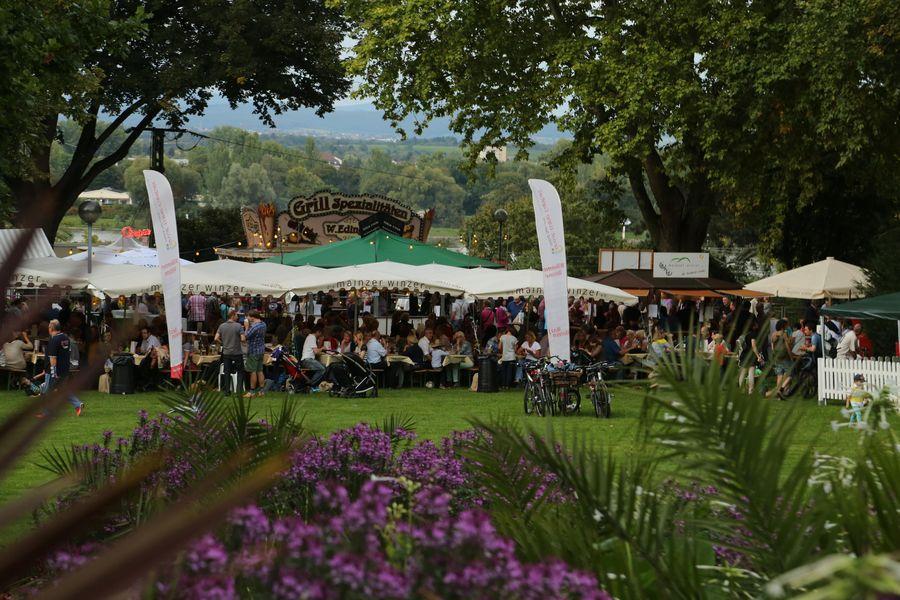 Mainzer Weinmarkt