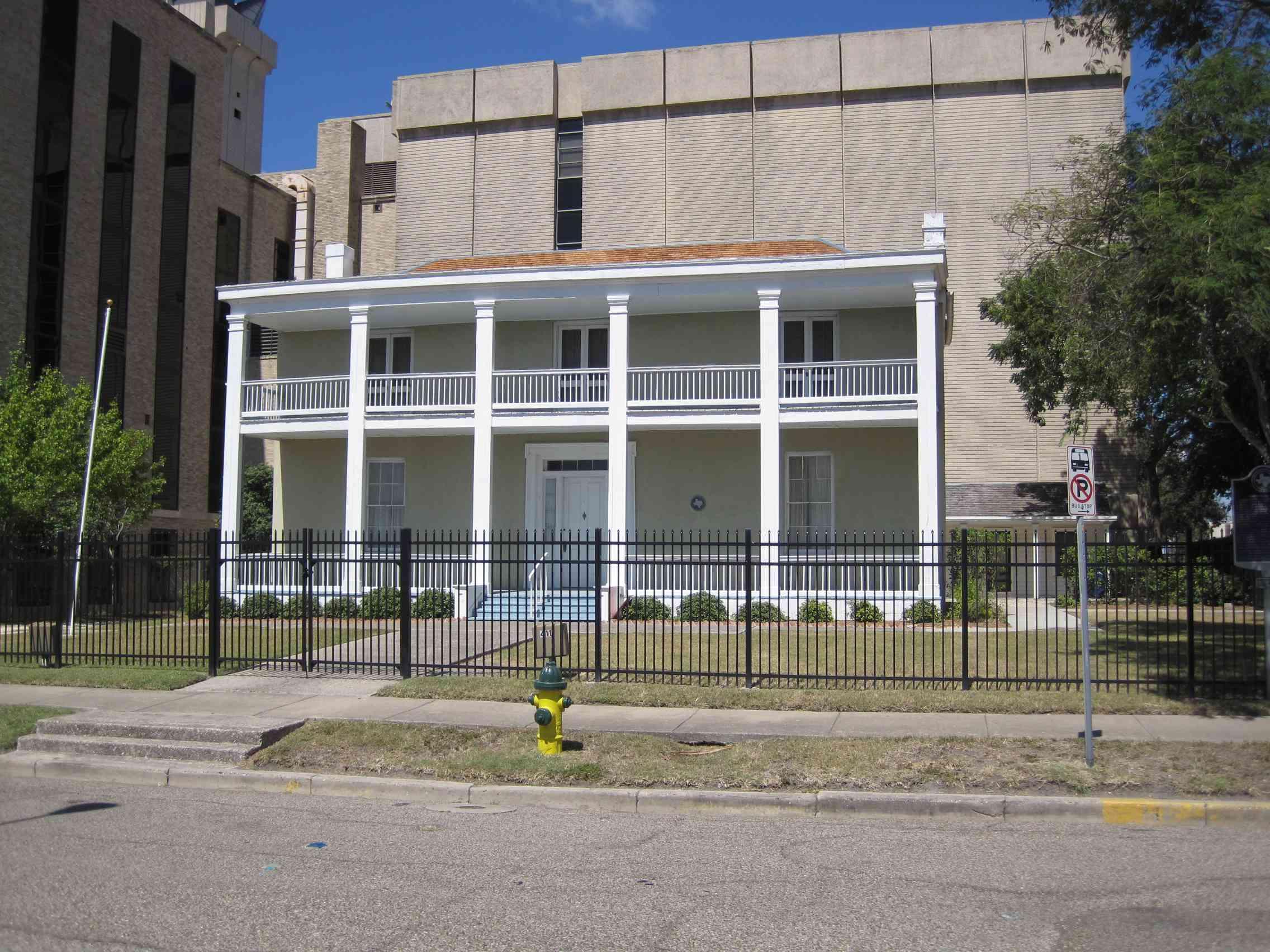 Image of Centennial House in Corpus Christi Texas