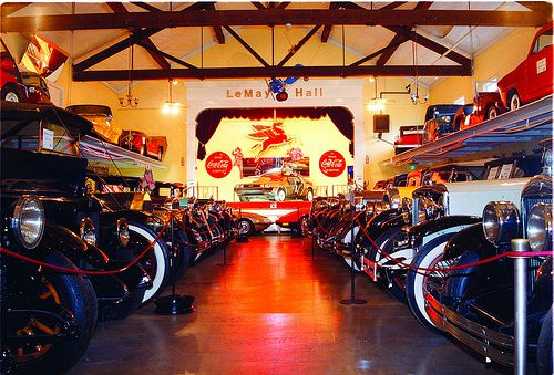 Tacoma Car Museum >> LeMay Family Collection