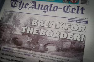 Headlines in the Border Region after the Brexit referendum -