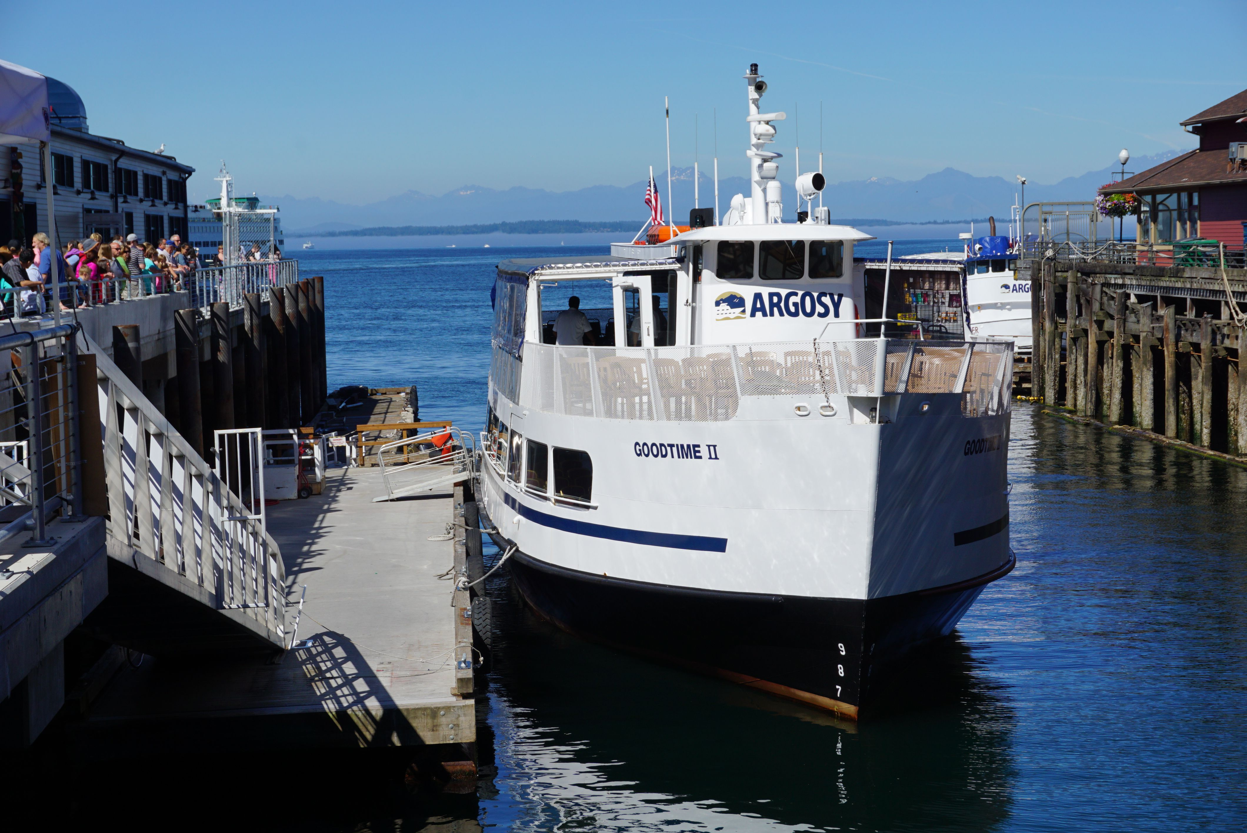 Visitors And Locals Alike Should Take An Argosy Cruise