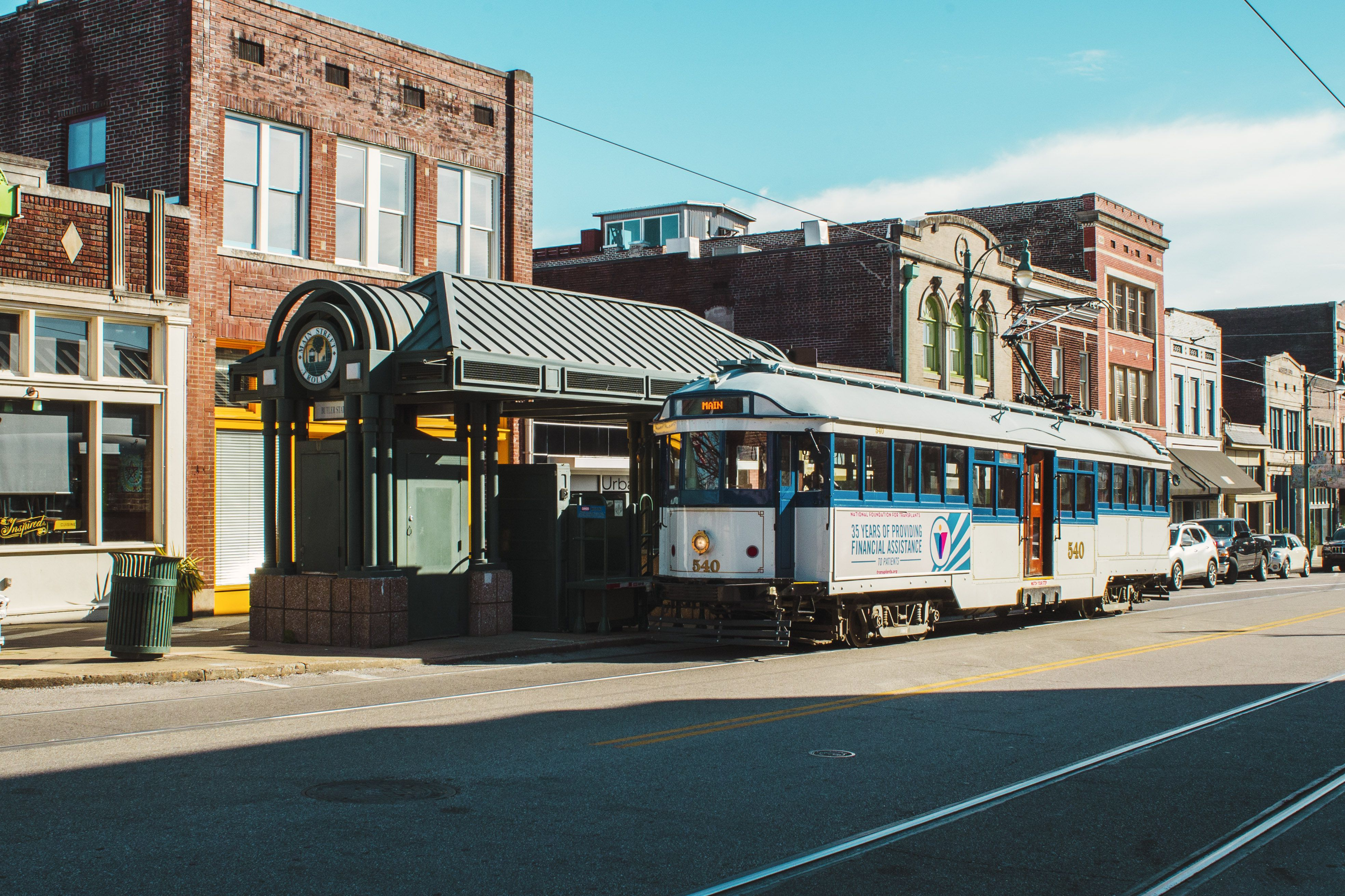 South Main Historic District in Downtown Memphis