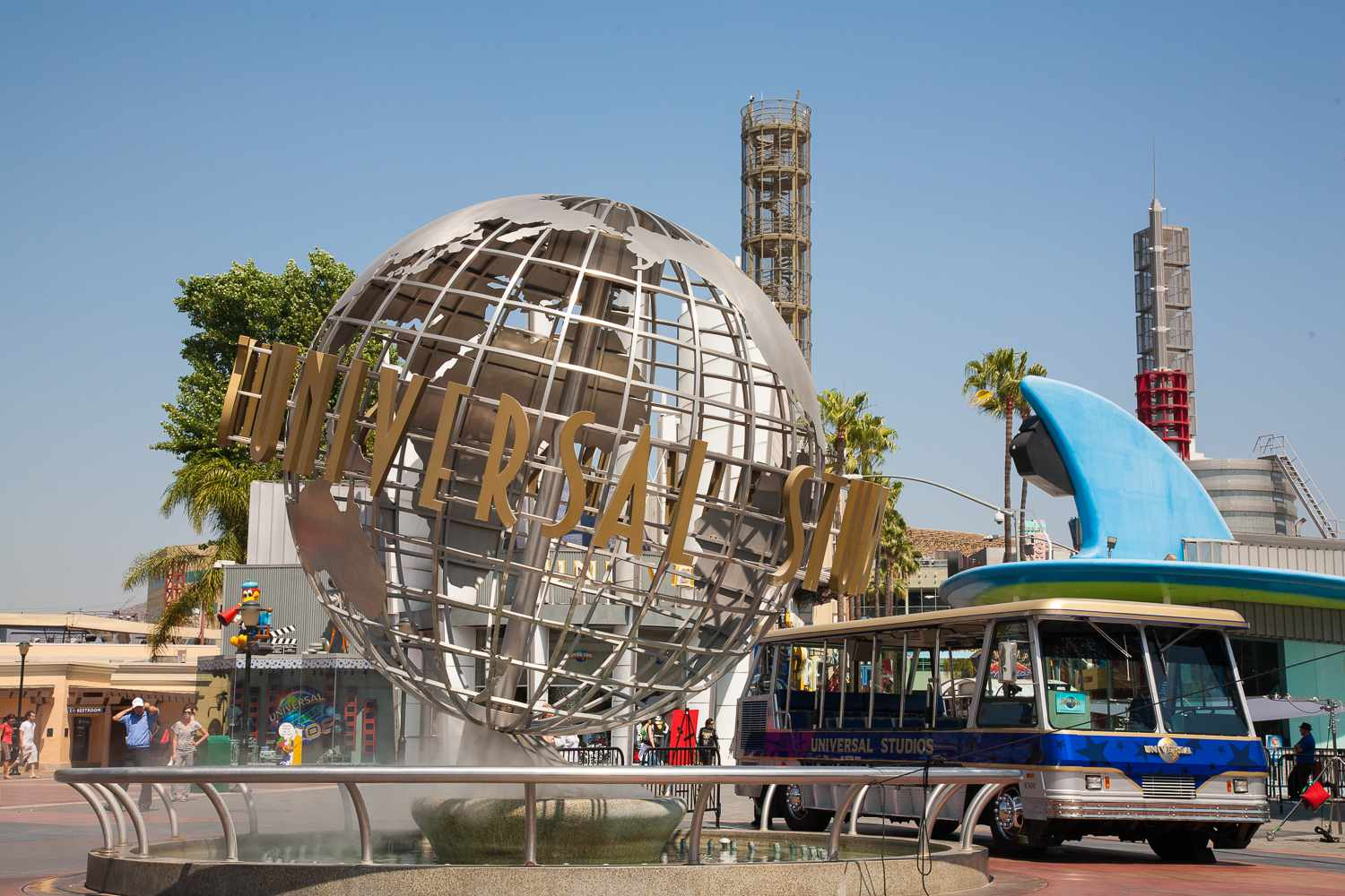 Free Shuttle from the Metro to Universal Studios Hollywood and CityWalk