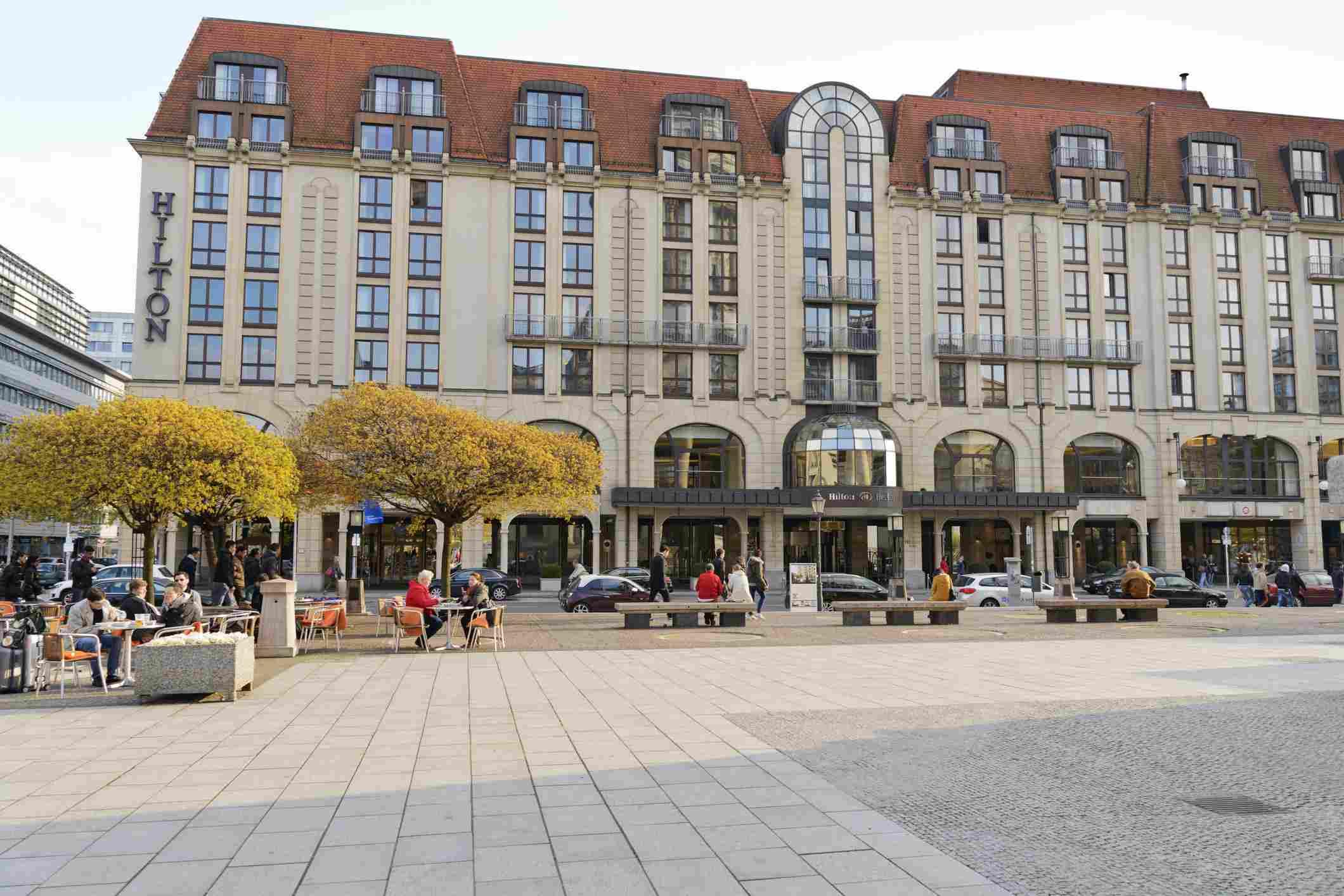 Berlin Hilton Hotel