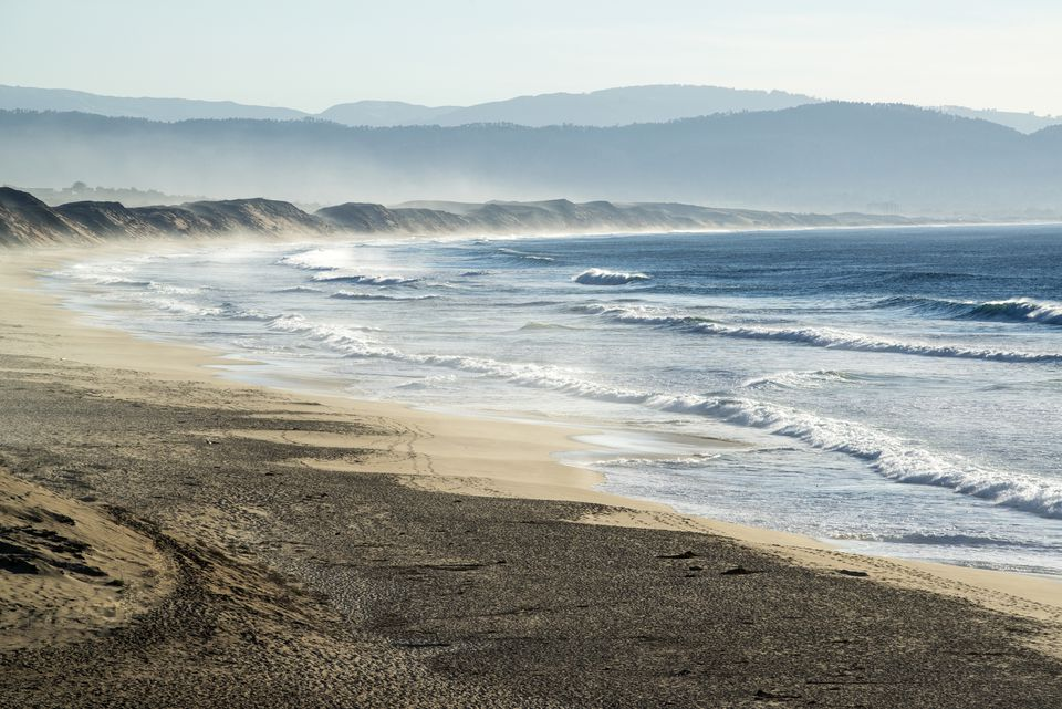 Marina State Beach, California