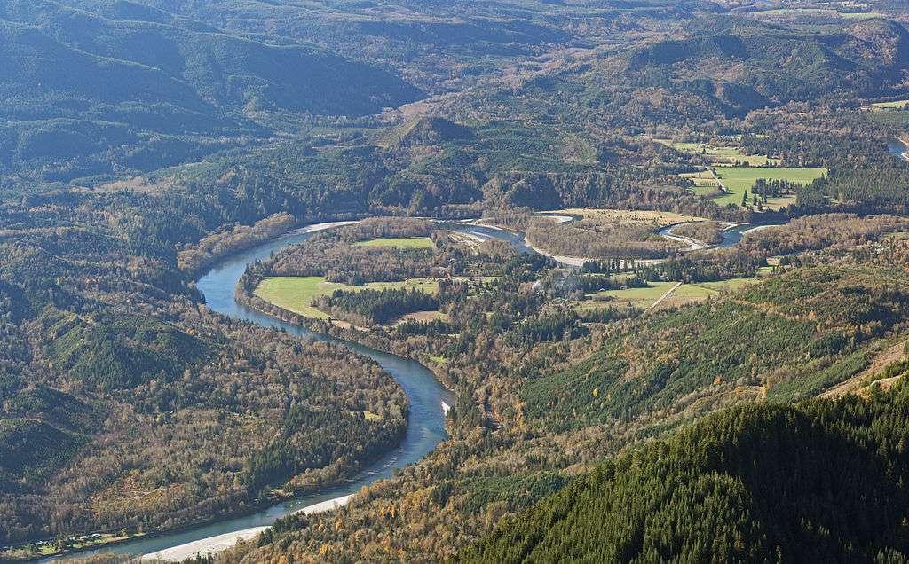 Carretera escénica North Cascades, Sedro-Woolley, Washington