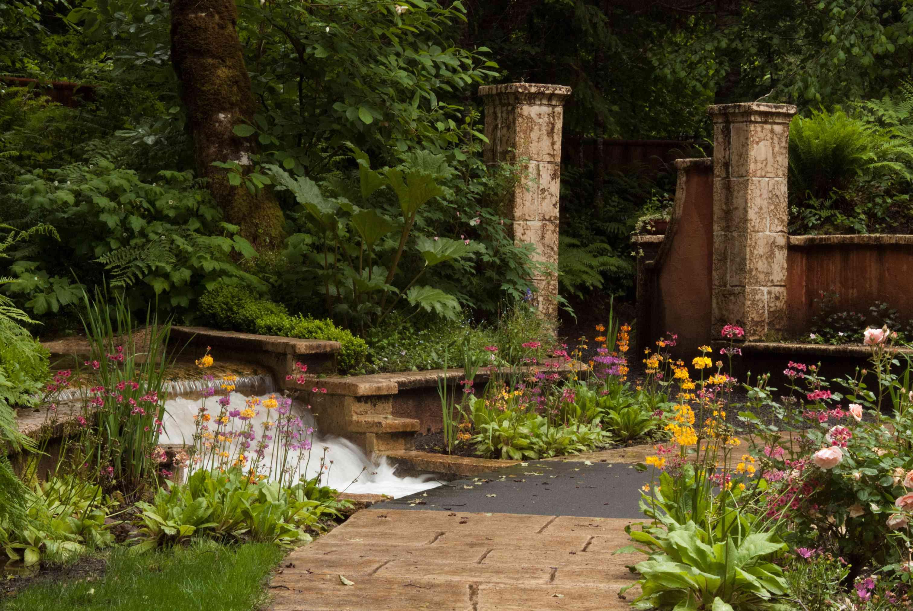 Belknap Gardens, Oregón, EE. UU.