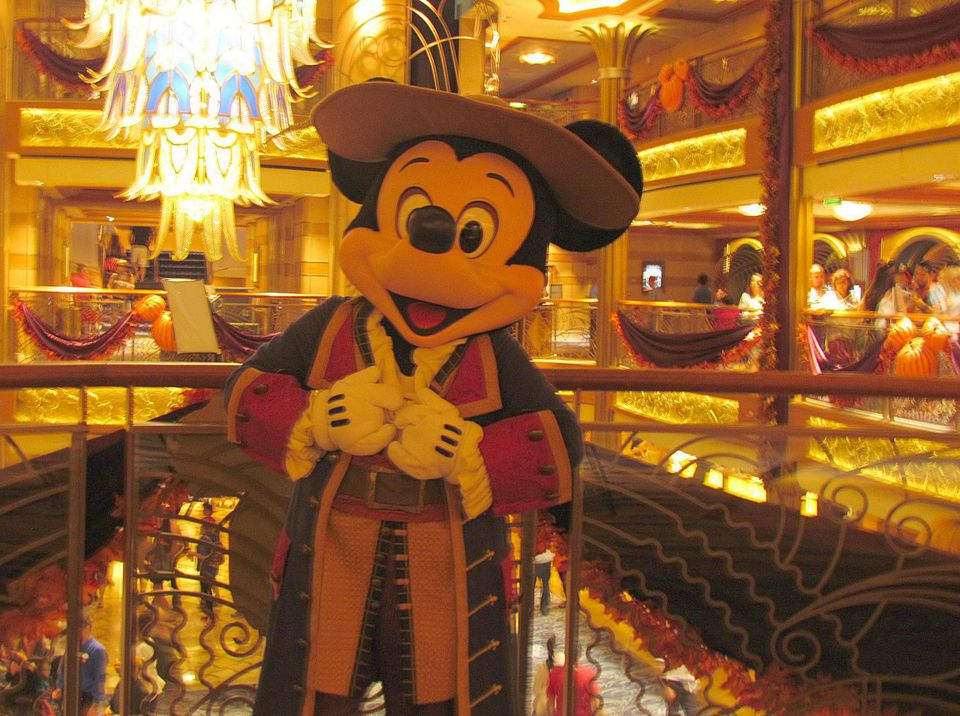 Pirate Mickey, Halloween on the High Seas