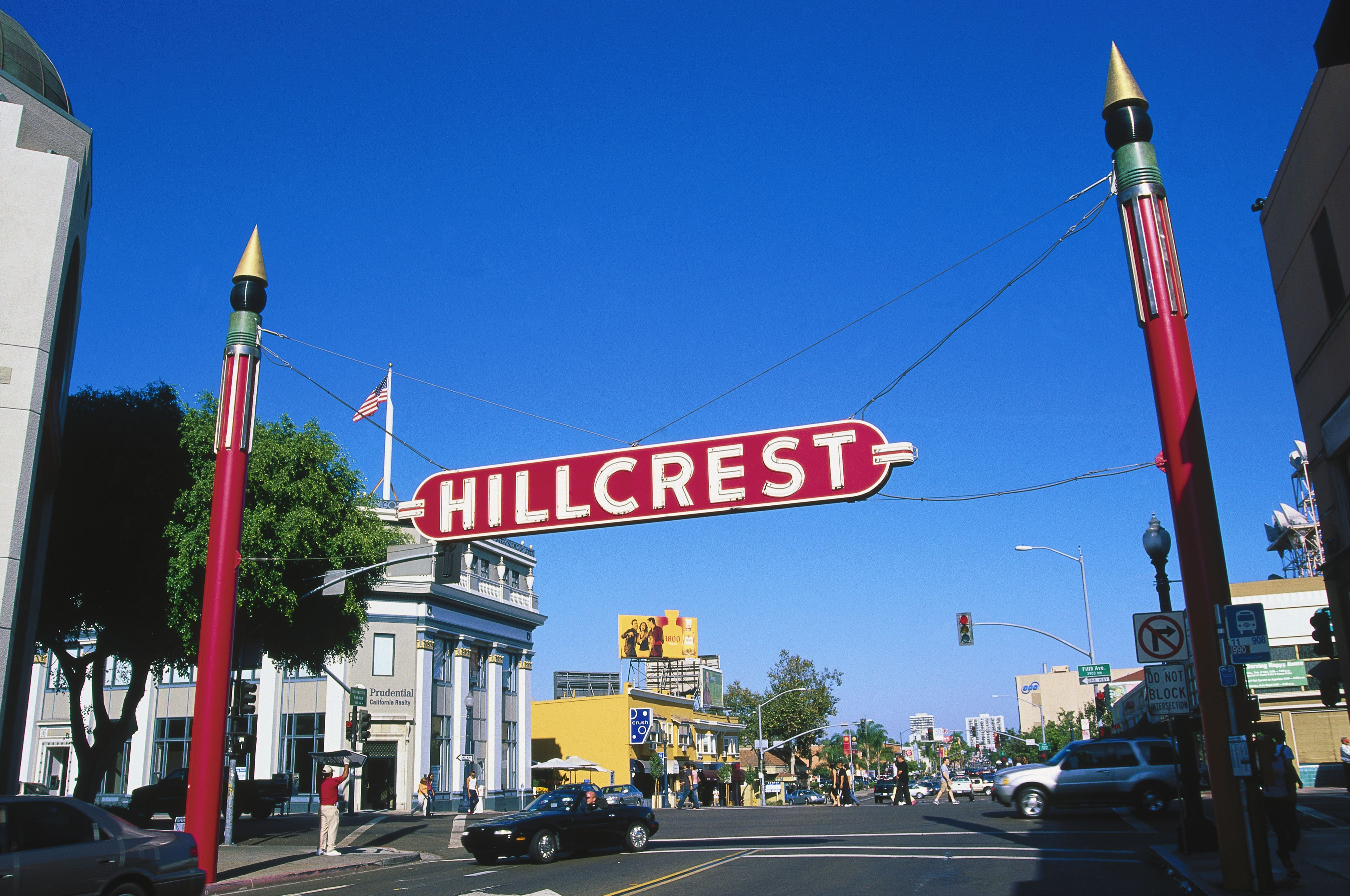 Park Ave Auto >> Hillcrest: San Diego Neighborhood Profile