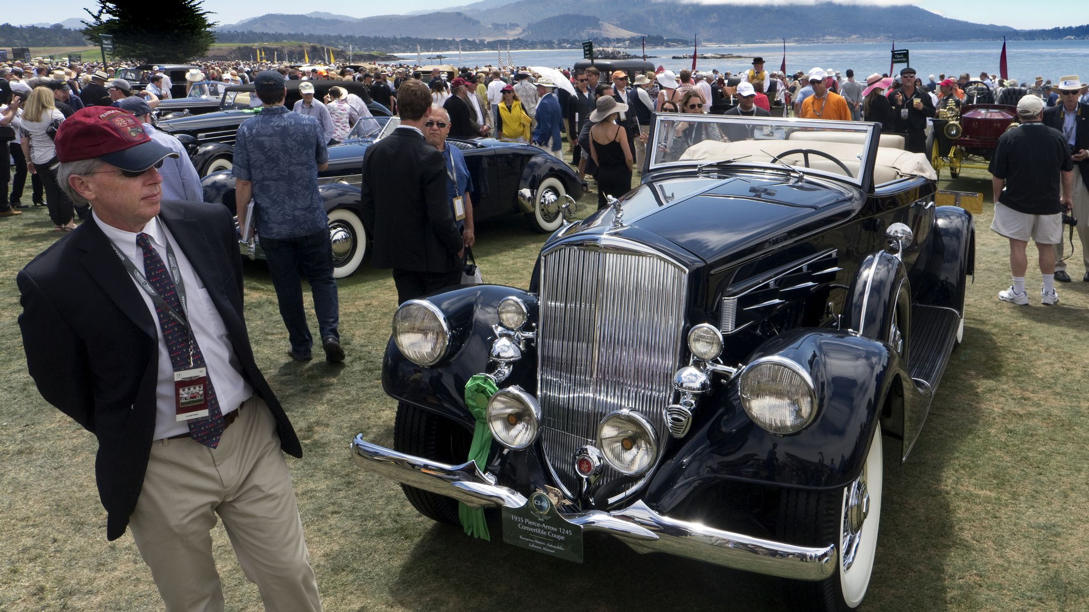 Concours D Elegance >> Pebble Beach Concours D Elegance What You Need To Know