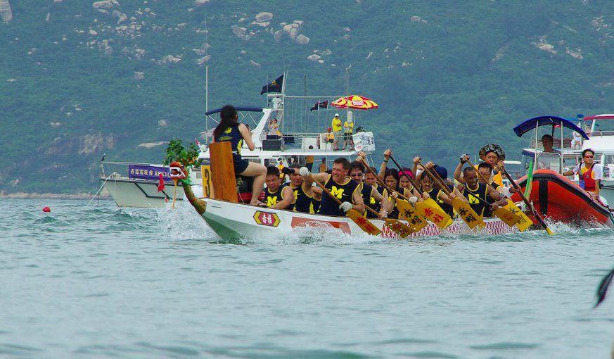 University of Michigan Alumni Dragon Boat Team