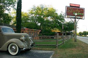 Shady Grove restaurant in Austin, Texas