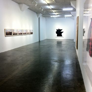 Display at Eastlink Gallery, Shanghai