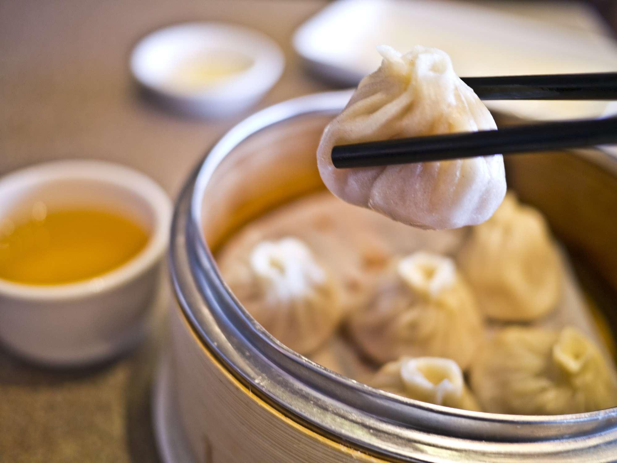 Xiaolongbao, Shanghai's famous soup dumpling