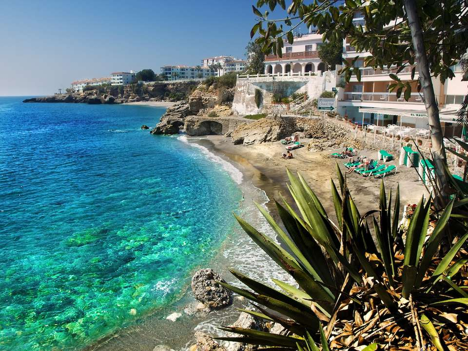 Beaches in Malaga - Nerja