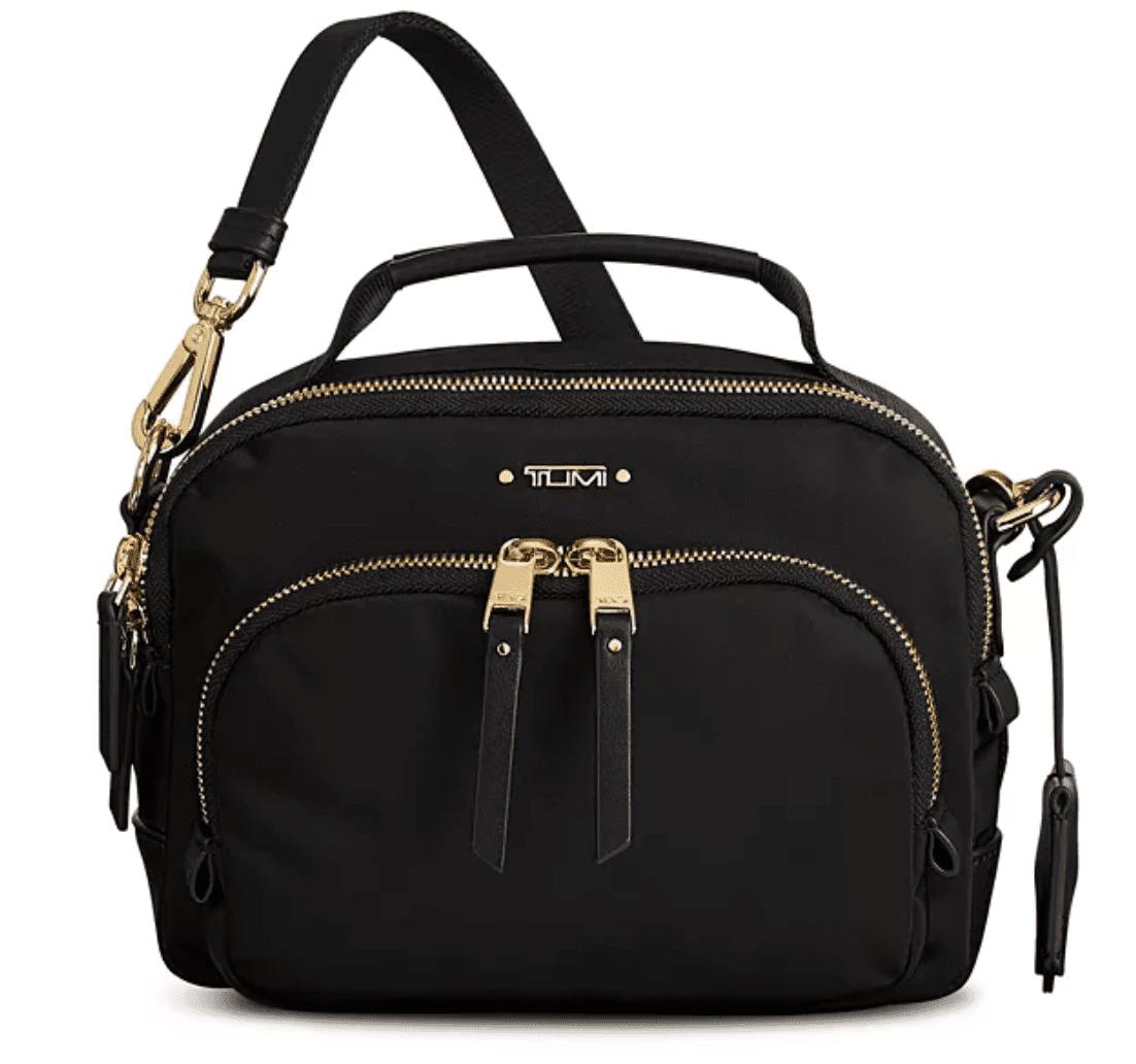 Voyageur Troy Nylon Crossbody Bag
