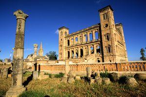Rova Palace Complex, Antananarivo