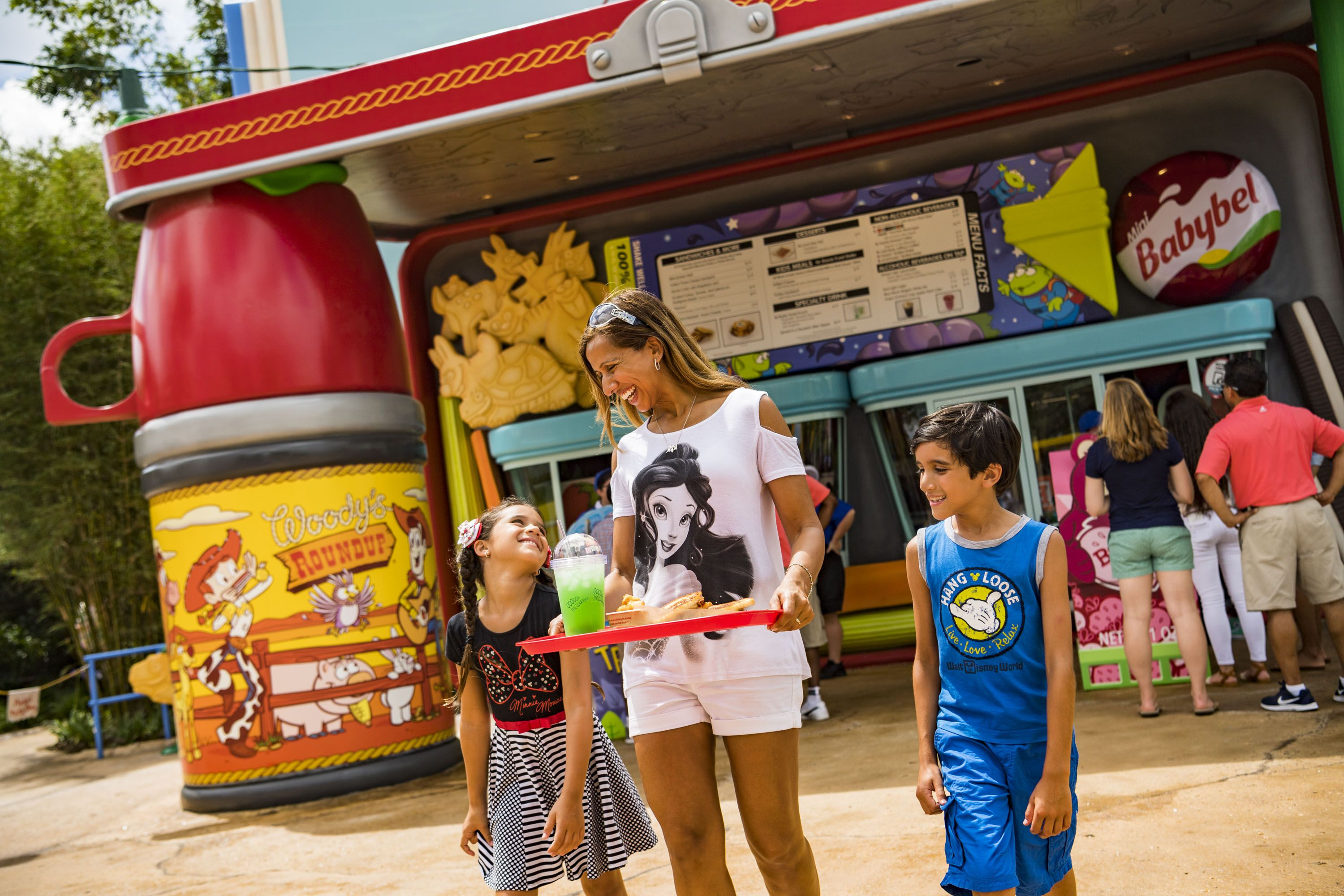 Woody's Lunch Box in Toy Story Land
