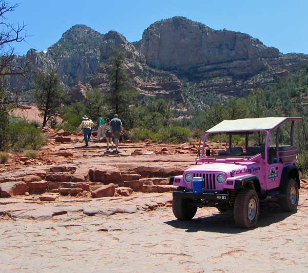 Touch the Earth Vortex Tour in Sedona