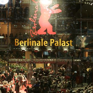 Berlinale Palast at the Berlin International Film Festival