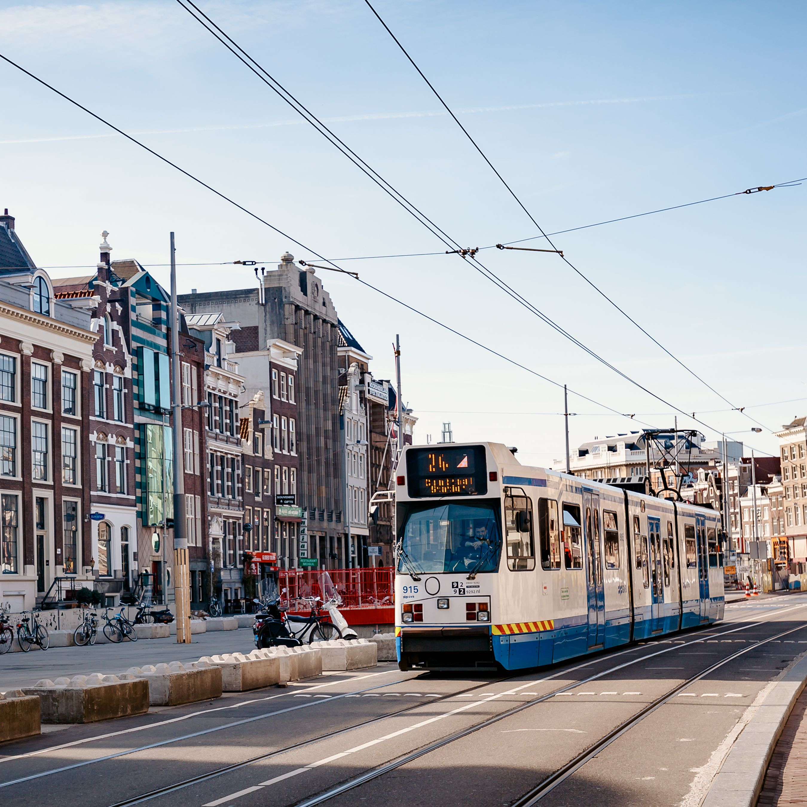 Getting Around Amsterdam: Guide to Public Transportation