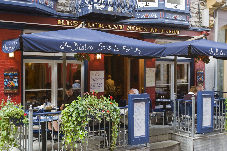 Eating In Quebec City