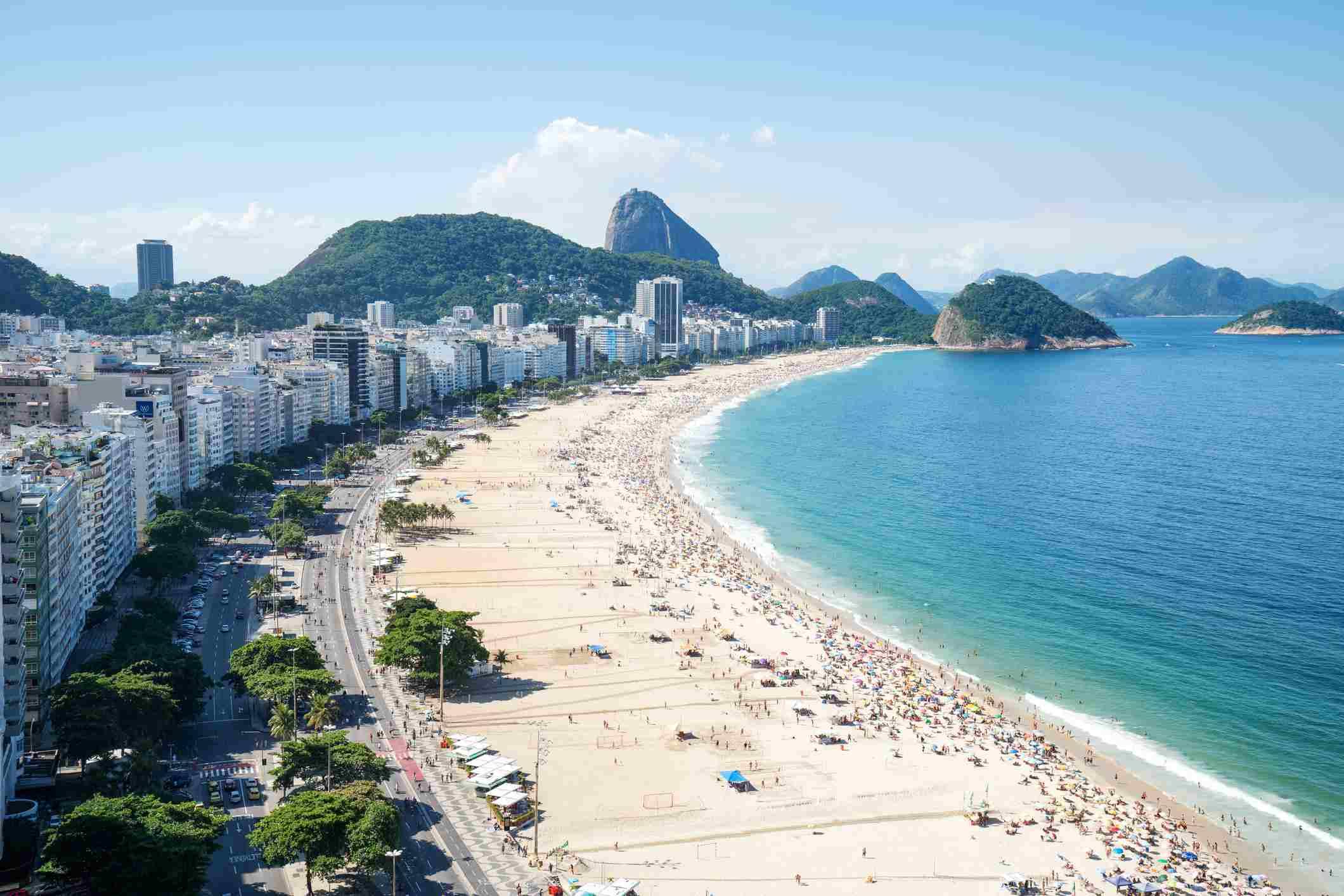 Copacabana new york