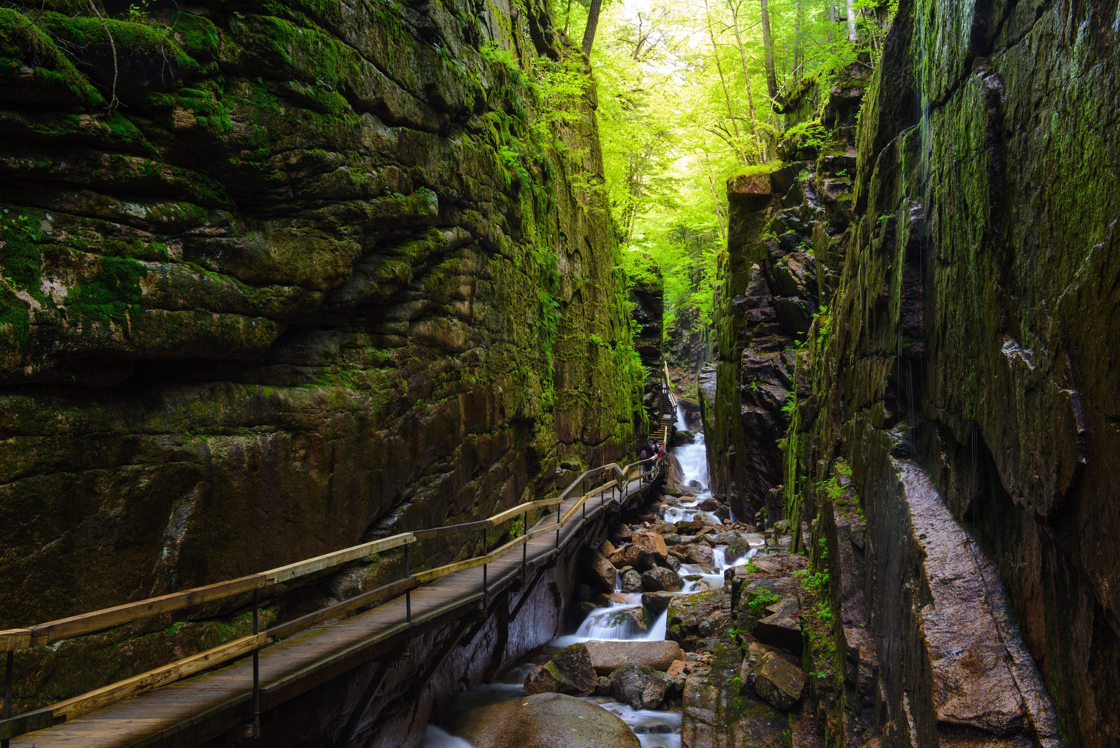 Flume Gorge New Hampshire The Complete Guide