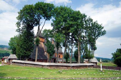 Wooden Church in Debno, Lesser Poland
