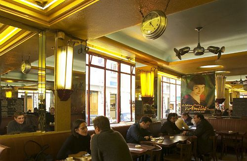 Fab food and fun atmosphere in Montmartre