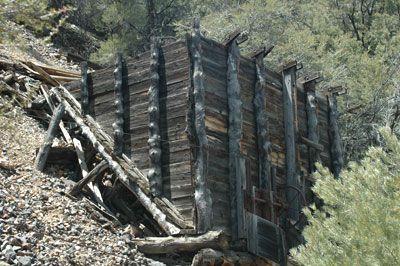 Abandoned Mine Hazards on Public Lands in Nevada, NV