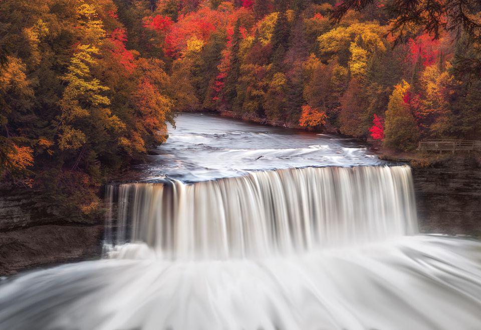 Dream Falls - Tahquamenon Falls State Park