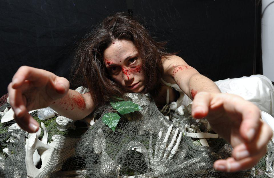 madame tussauds haunted wax museum
