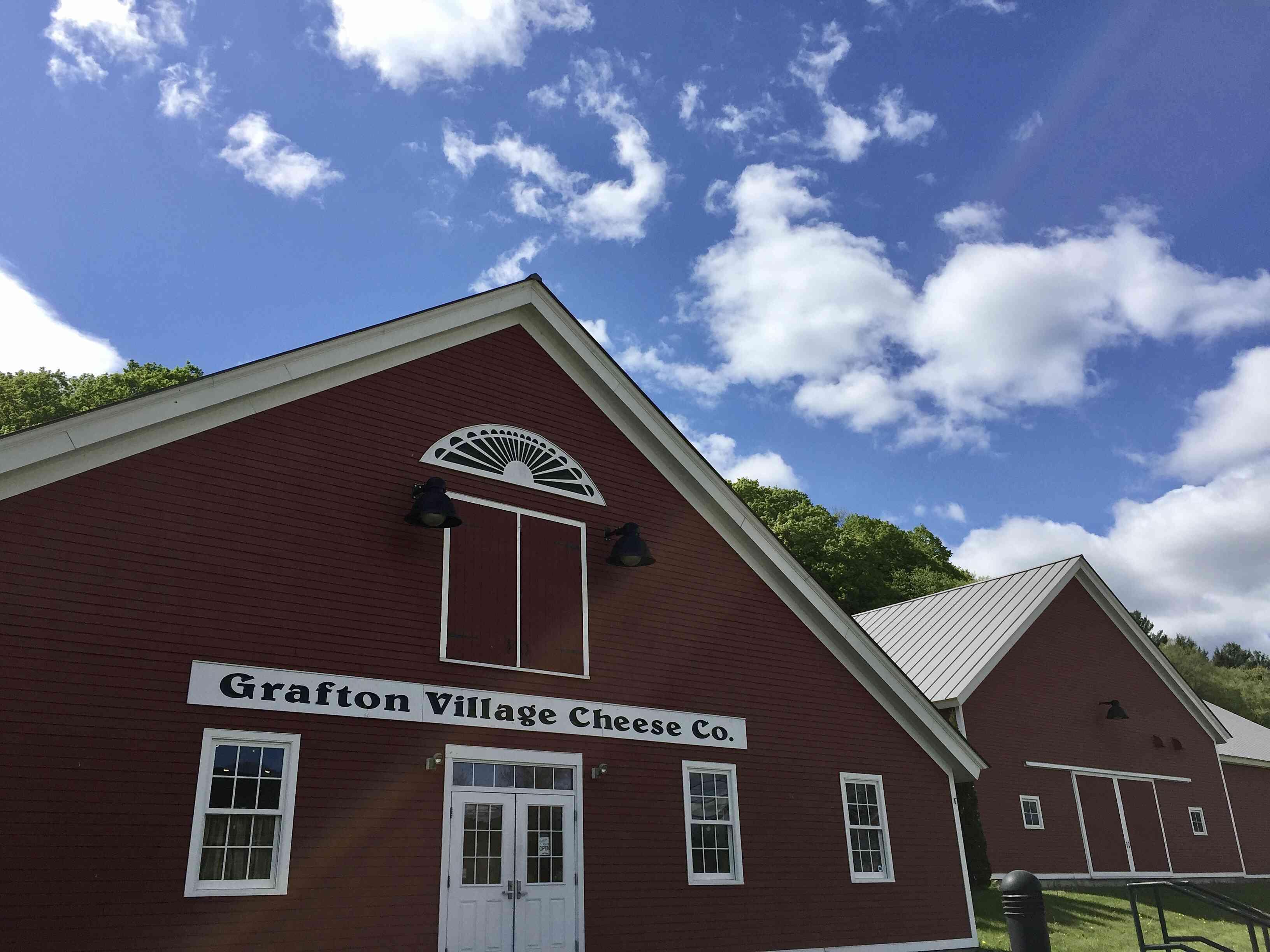 Grafton Village Cheese Co. in Grafton, Vermont